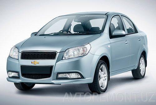 Chevrolet обзор